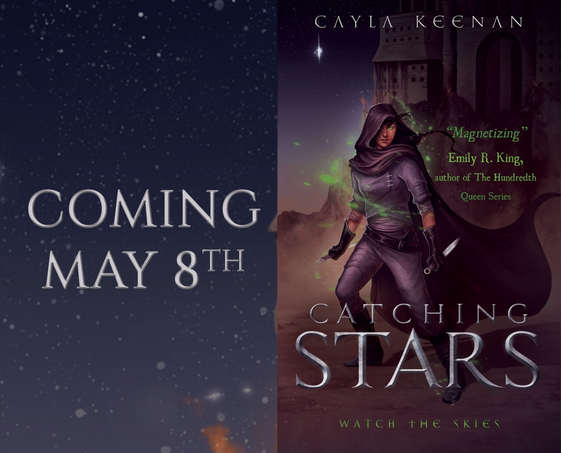 Catching Stars release day