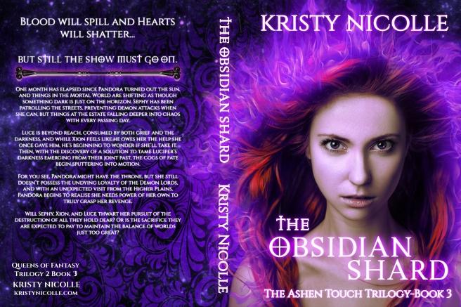 OBSIDIAN SHARD COVER